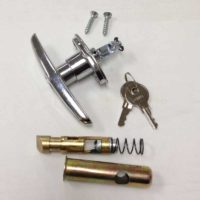 T Handle Kit Trash Chute Door Latch And Laundry Parts