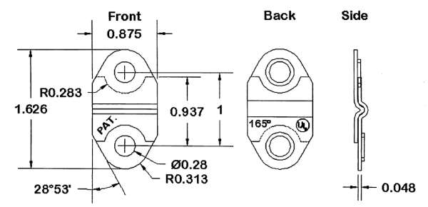 1991 mercury capri fuse box diagram