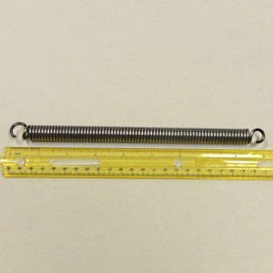 8 inch tension extension spring