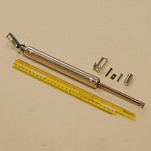8 Inch Extended Hydraulic Chute Door Closer