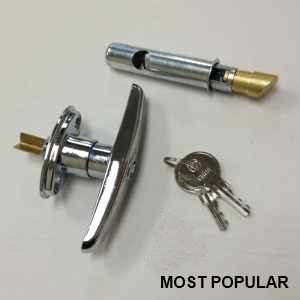 chute handle
